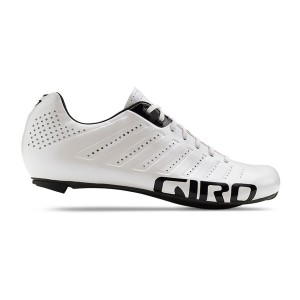 GIRO SHOE EMPIRE SLX ROAD - WHITE/BLACK