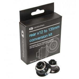 CRANKBROTHERS WHEEL ACCESSORY KIT X12 RR ADAPTER