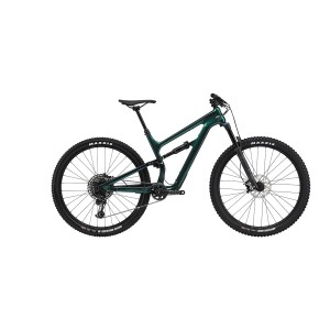 CANNONDALE 2020 HABIT CARBON 3 29 EMERALD