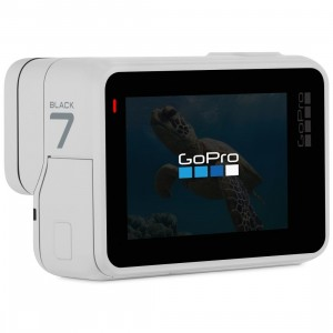 Gopro Camera Hero7 Black Limited Edition White